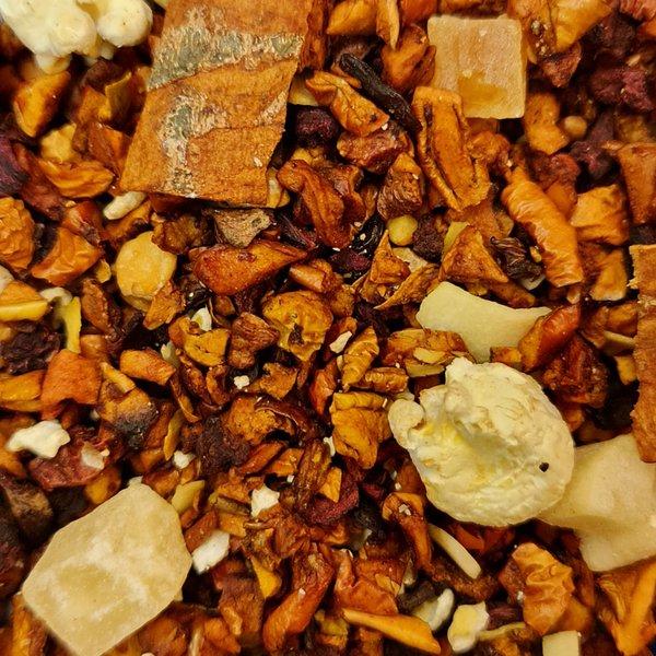Früchtetee Knusperhäuschen mild      Nur lieferbar von Oktober bis Februar